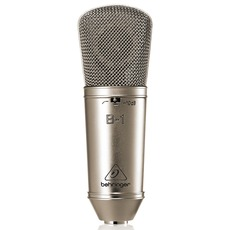 купить микрофон Behringer SINGLE DIAPHRAGM CONDENSER MICROPHONE B-1