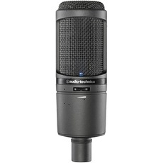 купить микрофон Audio-Technica AT2020USB+